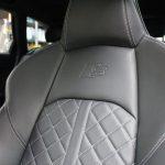 Audi S4 Avant! この上質かつデリケートなレザーシートはアドラスインテリアコーティング案件でございましょう!