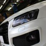 Audi SQ5 サテンホワイトな美麗フルラッピング車・・間違いなくコーティング案件でございます