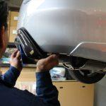 日産エアロが止っまらない~ha–HA!V36V37スカイラインセダンにEXSカーボンリップ&ディフェーザーお取り付け!