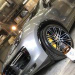 思わず二度見してしまう素敵Porsche Cayenne にボディもインテリアもコーティングで三度見してしまうカイエンに♥